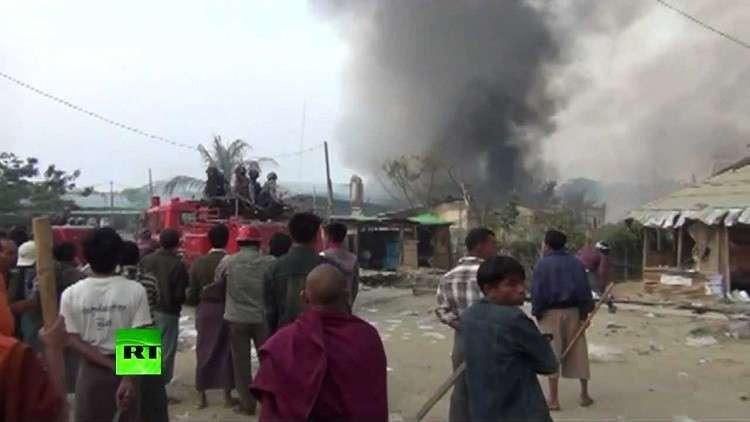 أحداث ميانمار قد تؤدي إلى نزاع كبير في جنوب–شرق آسيا