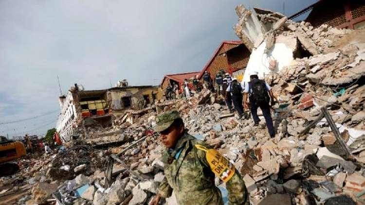 الولايات المتحدة مستعدة لتقديم المساعدة للمكسيك بعد الزلزال