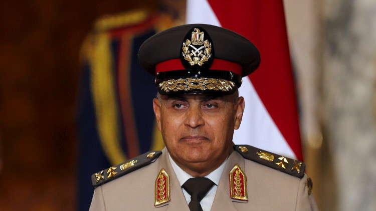 وزير الدفاع المصري يؤكد قطع كافة العلاقات العسكرية مع كوريا الشمالية