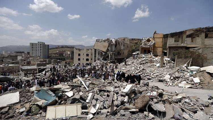 HRW: مصرع 26 طفلا بغارات للتحالف في اليمن خلال شهرين