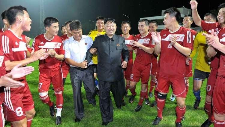 ما هو نادي الزعيم الكوري الشمالي المفضل ؟