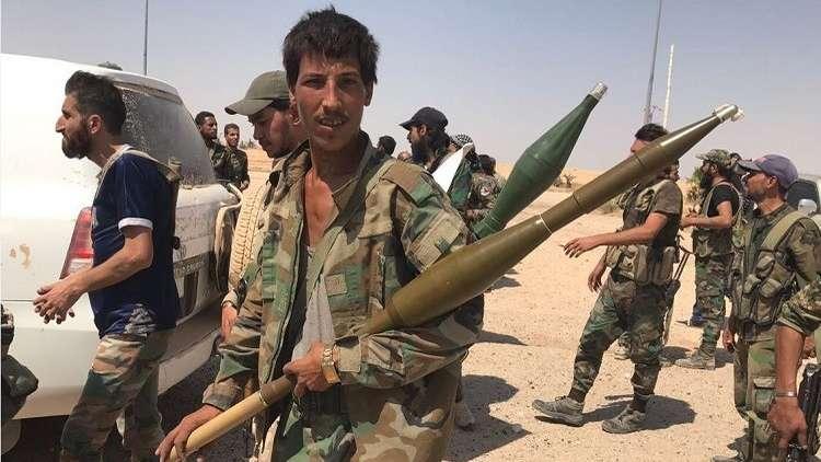 الجيش السوري يطلق عدة عمليات متزامنة للقضاء على فلول