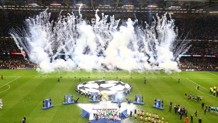 ريال مدريد يبدأ رحلة الدفاع عن لقب بطل التشامبيونز ليغ