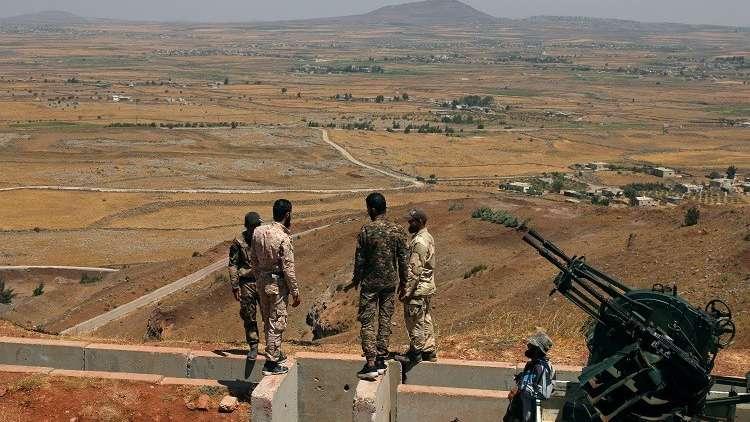 القوات السورية تسيطر على