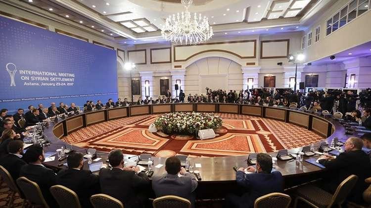 مشاورات روسية إيرانية تركية في أستانا تركز على تخفيف التوتر في إدلب