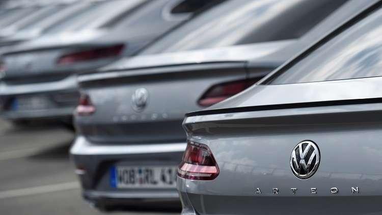 فولكس فاغن تسحب نحو 2 مليون سيارة من الصين