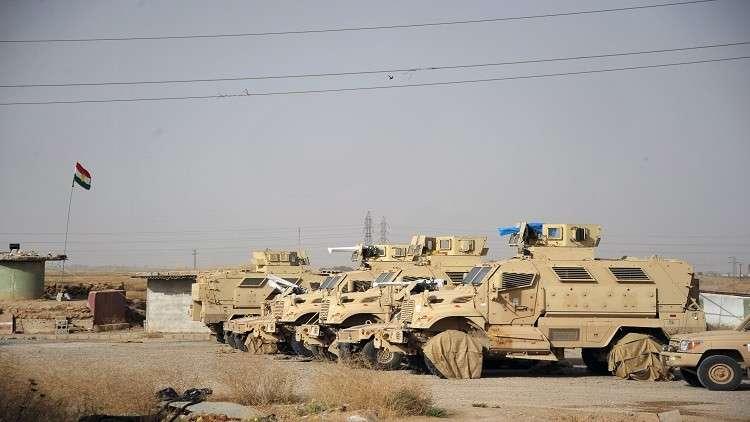 في ظل التوتر حول إجراء استفتاء كردستان.. انتشار قوات البيشمركة في كركوك