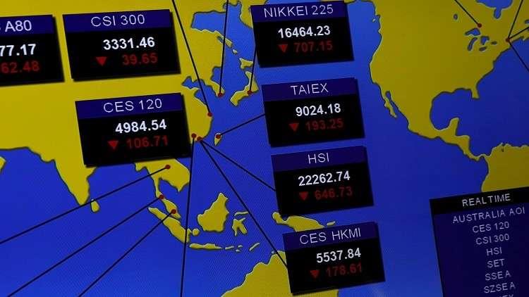 الأسهم الآسيوية تقفز لأعلى مستوياتها منذ 10 سنوات