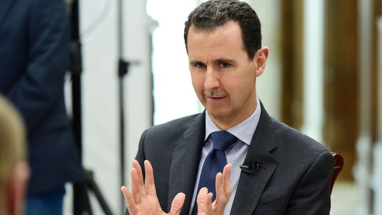 الأسد: سوريا تسير بخطى ثابتة نحو الانتصار