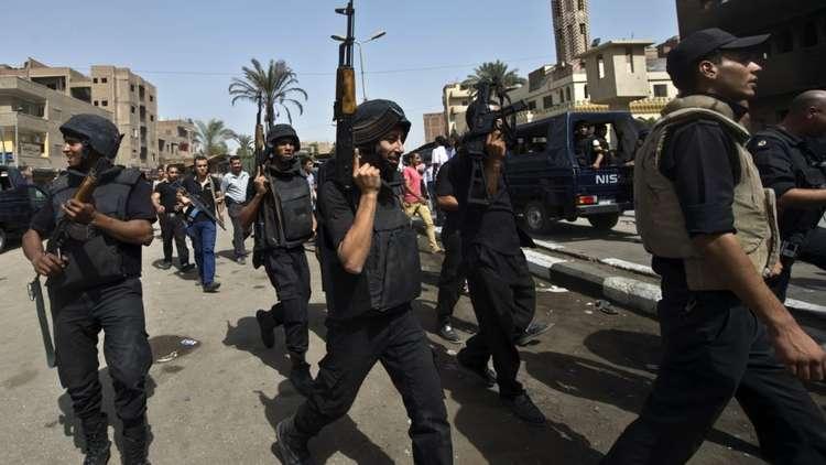 الداخلية المصرية: مقتل المتهم الرئيسي بتنفيذ هجوم البدرشين