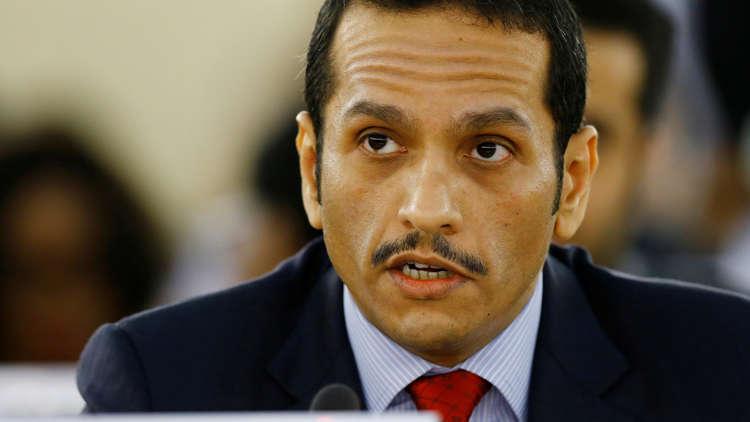 قطر: يجب تقديم مزيد من الدعم لـ