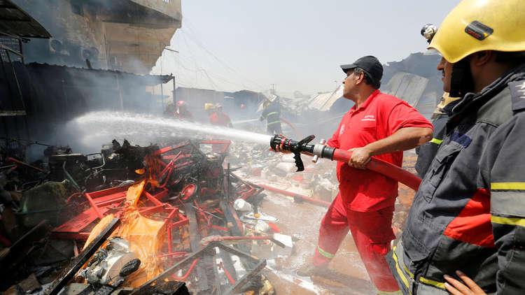 قتلى وجرحى بتفجير سيارة مفخخة شرقي بغداد