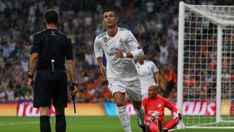 ريال مدريد يبدأ بنجاح حملة الدفاع عن اللقب
