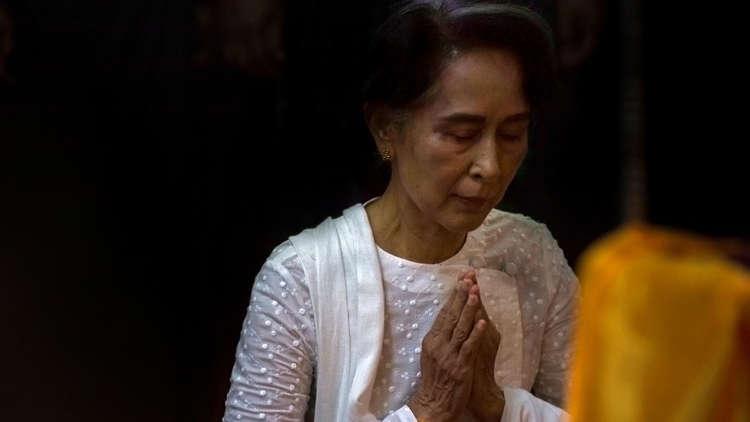 ترقب خطاب لزعيمة ميانمار بشأن أزمة الروهينغا..