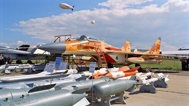 ميغ-29SMT الحديثة إلى سوريا لاختبارها قتاليا