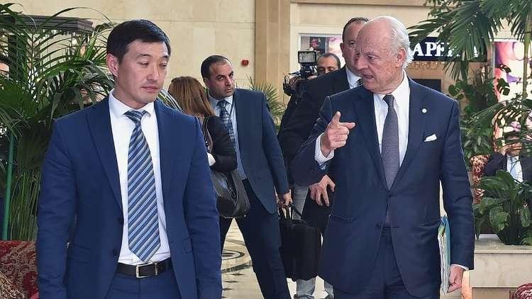 موفدنا: قوات تركية وروسية وإيرانية ستراقب وقف إطلاق النار في إدلب