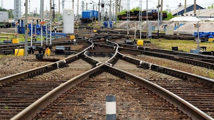 رجل يخطف قطارا في بولندا