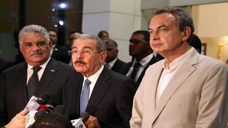 استئناف محادثات الحكومة الفنزويلية والمعارضة في الدومينيكان