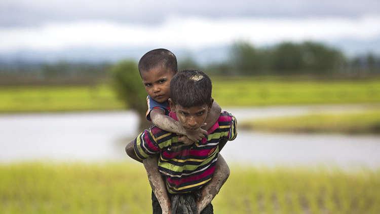 ميانمار تؤكد دعم الصين لحملتها ضد الروهينغا
