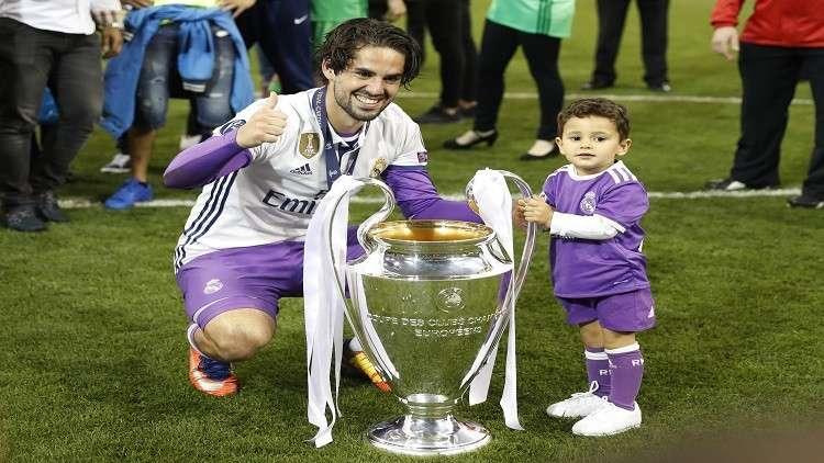 إيسكو يواصل مشواره مع ريال مدريد لغاية 2022