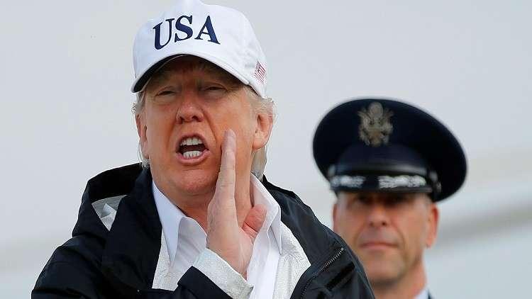 ترامب: الجدار مع المكسيك سيبنى لاحقا
