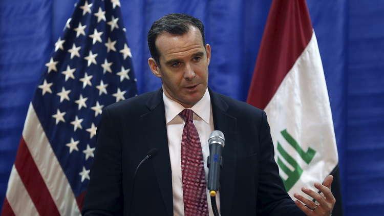 المبعوث الأمريكي يتوقع تأجيل استفتاء كردستان العراق