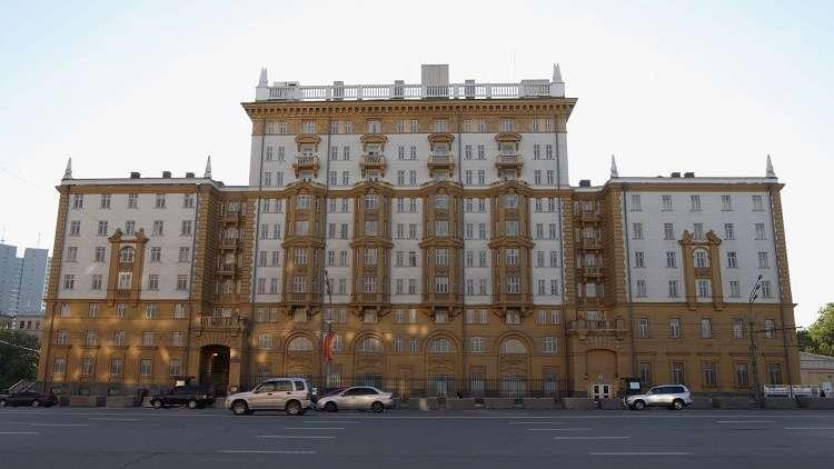 سلطات موسكو تكشف سبب حرمان السفارة الأمريكية من مواقف السيارات