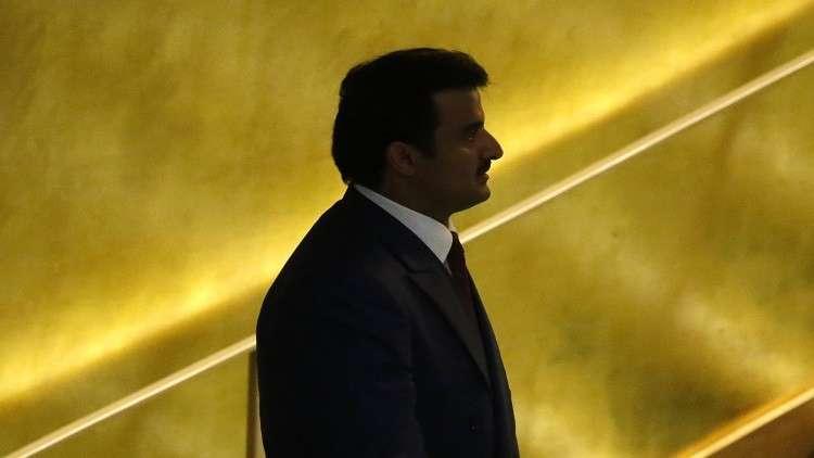 ميركل تبحث مع أمير قطر الأزمة الخليجية