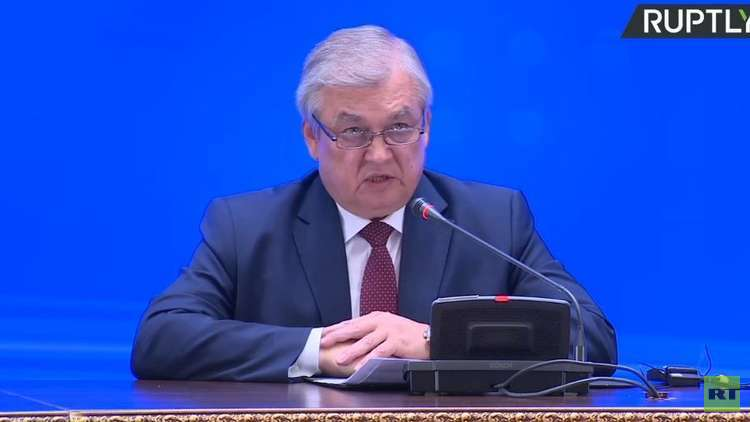 موسكو: مناطق خفض التوتر تضع حدا لسفك الدماء في سوريا