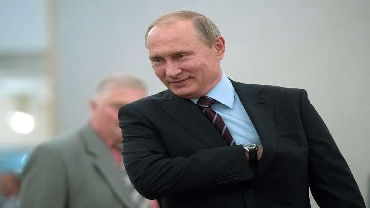 بوتين يحضر مناورات تفزع الناتو