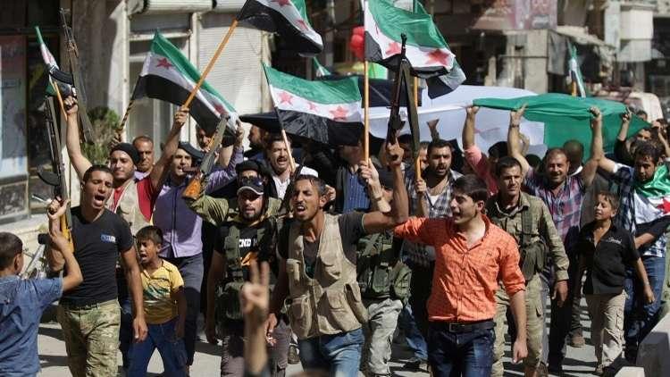 موسكو تدعو المعارضة السورية للتخلي عن