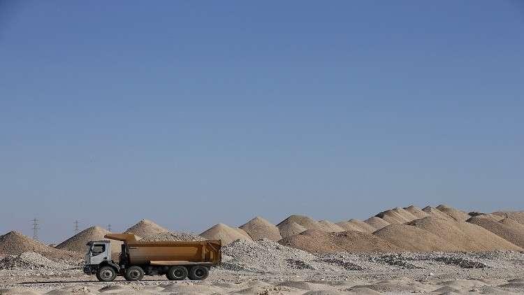 دمشق تضع خطة استراتيجية لرفع إنتاج الفوسفات