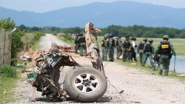 ارتفاع عدد ضحايا الانفجارات في جنوب تايلاند إلى شخصين