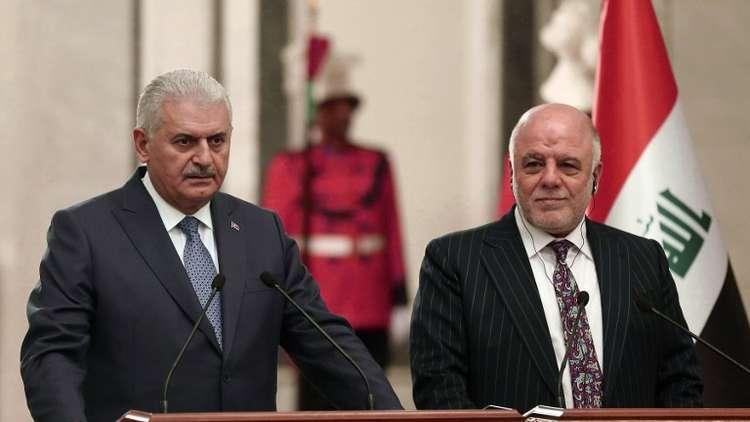 يلدريم للعبادي: استفتاء كردستان العراق خطوة خاطئة