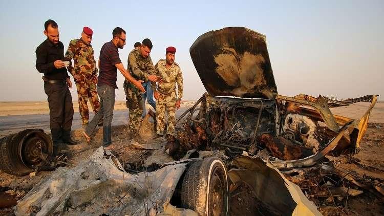 ارتفاع حصيلة تفجيرات ذي قار الإرهابية إلى 84 قتيلا