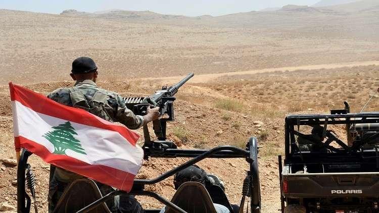 الجيش اللبناني يعتقل خلية إرهابية مرتبطة بـ