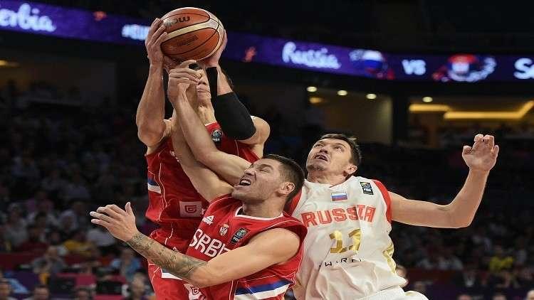 صربيا تلاقي سلوفينيا في نهائي أمم أوروبا لكرة السلة