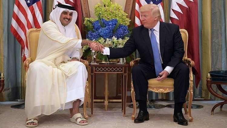 ترامب وميزان الربح والخسارة في الأزمة القطرية