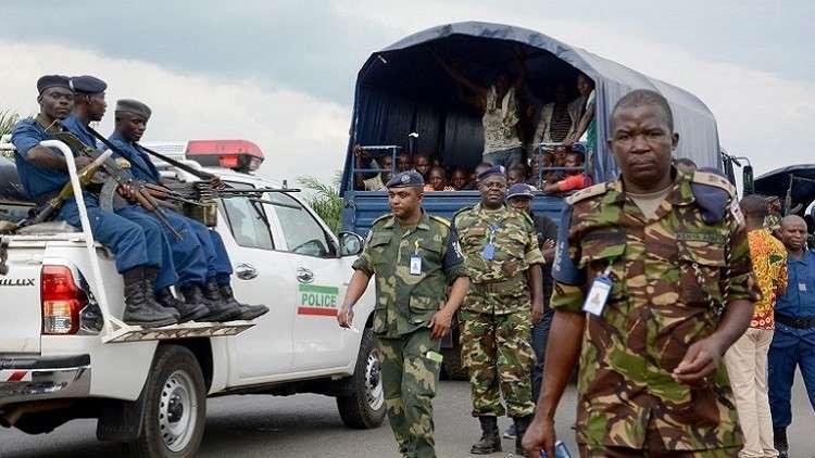 مقتل 30 لاجئا بورونديا شرق الكونغو برصاص عسكريين