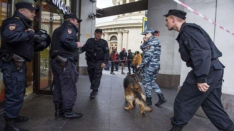 إخلاء مركزين تجاريين في قازان الروسية