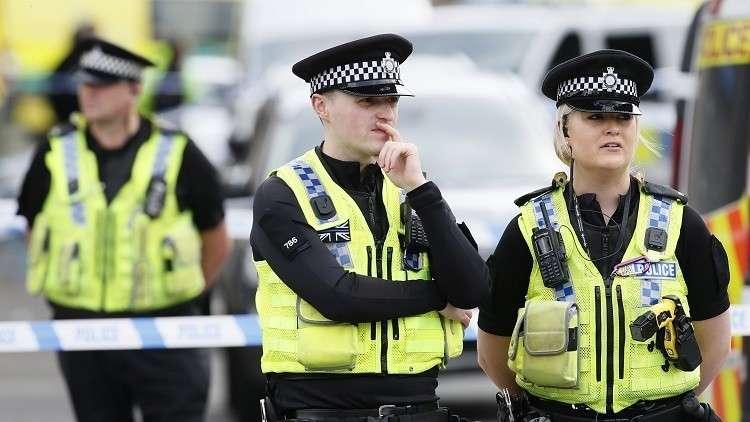 الشرطة البريطانية تجري عملية أمنية جنوبي لندن