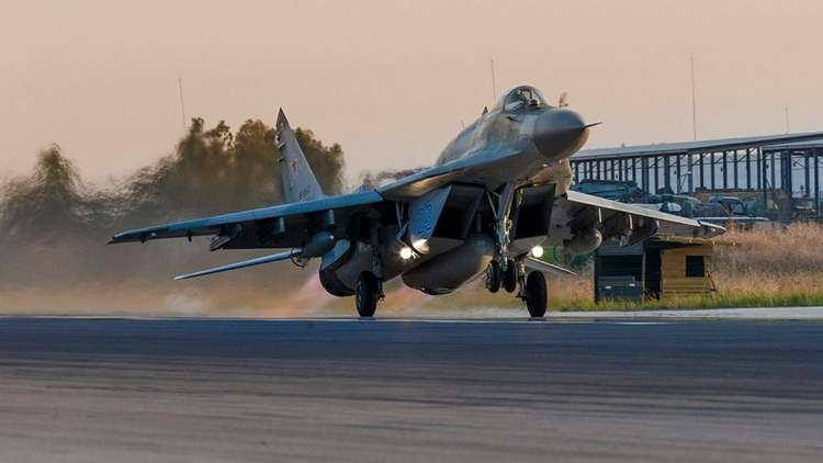 """50 مقاتلة من طراز """"ميغ-29"""" إلى مصر 59bd4f2795a59776338b4567"""