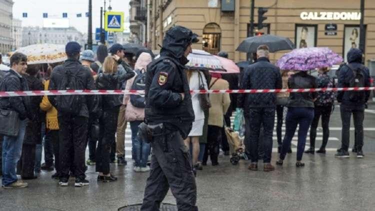 إجلاء 21 ألف شخص في 11 منطقة روسية بسبب تهديدات إرهابية