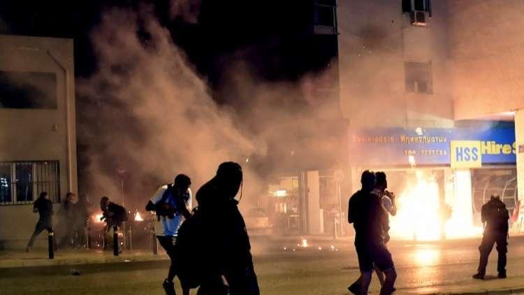 اليونان.. احتجاجات على مقتل مغني راب مناهض للفاشية