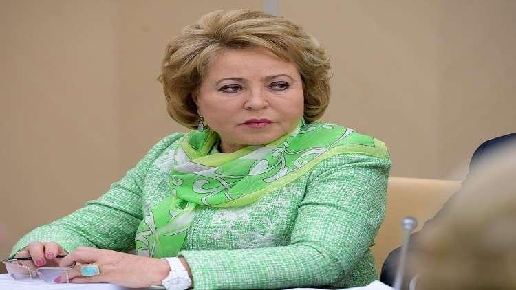 ماتفيينكو: فكرة واشنطن لنشر قوات أممية على الحدود الروسية الأوكرانية بعيدة عن المنطق