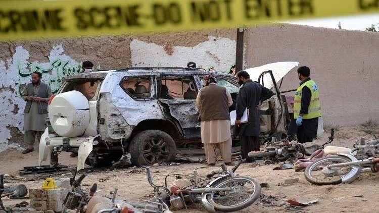 مصرع  5 أشخاص في تفجير بباكستان