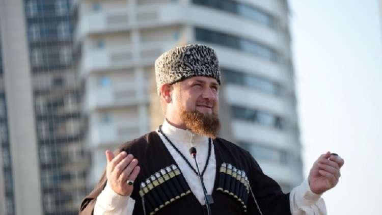 قديروف ينشر فيديو لشيشاني