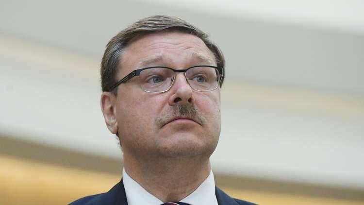 برلماني روسي: لن نسمح لواشنطن باللعب مع كوريا الشمالية قرب حدودنا