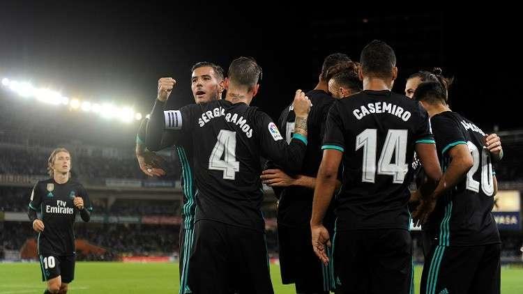 ريال مدريد يعادل رقم سانتوس التاريخي