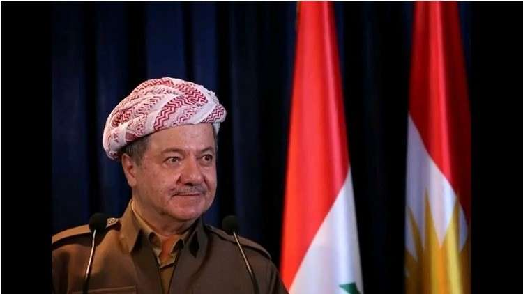 زوبعة الانفصال الكردي